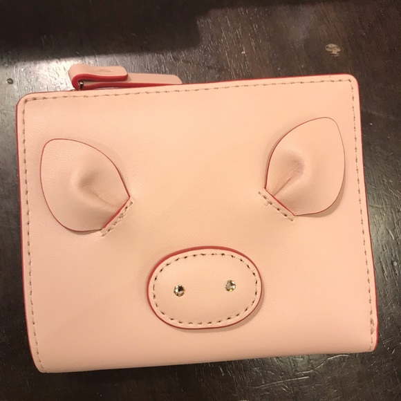 ed2e6982b96 Kate spade ♠️ year of the pig wallet NWT